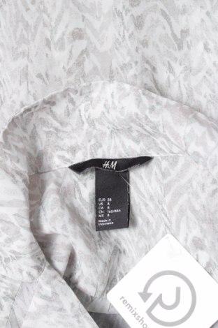 Γυναικείο πουκάμισο H&M, Μέγεθος M, Χρώμα Πολύχρωμο, Τιμή 10,52€