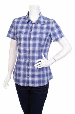 Дамска риза H&M L.o.g.g, Размер S, Цвят Син, Памук, Цена 6,75лв.