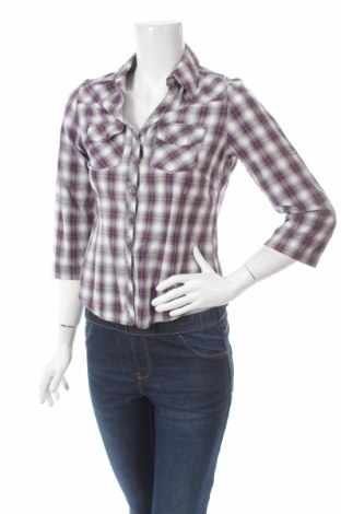 Γυναικείο πουκάμισο New Look, Μέγεθος M, Χρώμα Πολύχρωμο, Τιμή 18,04€