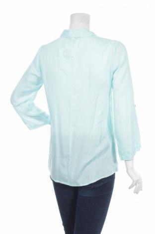 Γυναικείο πουκάμισο No Name, Μέγεθος S, Χρώμα Μπλέ, Τιμή 15,46€