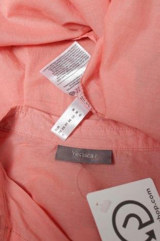 Γυναικείο πουκάμισο Yessica, Μέγεθος S, Χρώμα Ρόζ , Βαμβάκι, Τιμή 1,75€