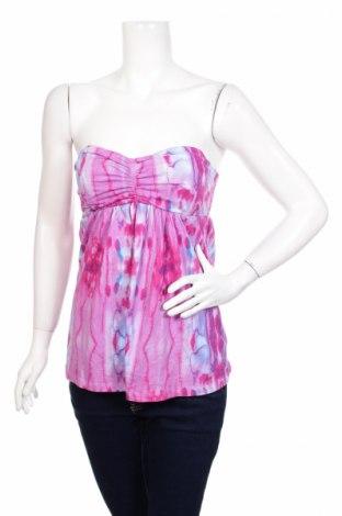 Γυναικείο αμάνικο μπλουζάκι Girl Xpress, Μέγεθος M, Χρώμα Πολύχρωμο, Βαμβάκι, Τιμή 2,81€