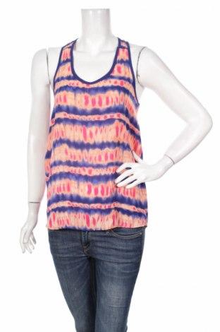 Γυναικείο αμάνικο μπλουζάκι Route 66, Μέγεθος S, Χρώμα Πολύχρωμο, Πολυεστέρας, Τιμή 2,60€