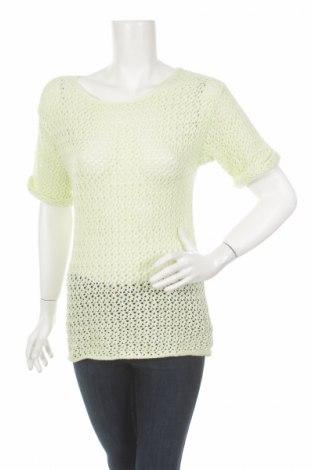 Дамски пуловер Artime, Размер S, Цвят Зелен, 100% памук, Цена 10,40лв.