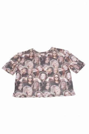 Детска блуза Here+There, Размер 8-9y/ 134-140 см, Цвят Многоцветен, 100% полиестер, Цена 3,12лв.