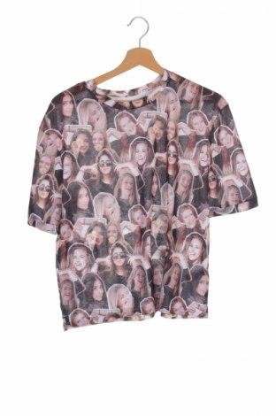 Детска блуза Here+There, Размер 15-18y/ 170-176 см, Цвят Многоцветен, 100% полиестер, Цена 3,12лв.