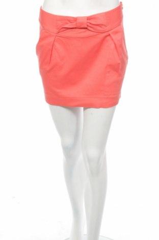 Φούστα, Μέγεθος S, Χρώμα Πορτοκαλί, 98% βαμβάκι, 2% ελαστάνη, Τιμή 3,47€