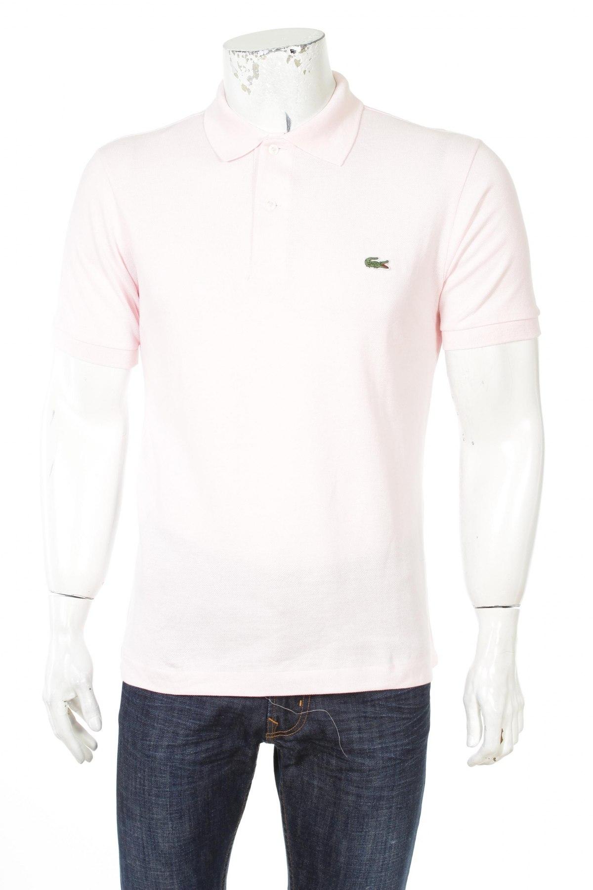 Pánske tričko Lacoste - za výhodnú cenu na Remix -  100536578 e78899ccb6