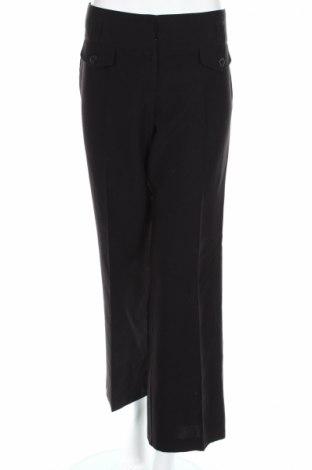 Дамски панталон New Look, Размер M, Цвят Черен, Полиестер, Цена 4,97лв.