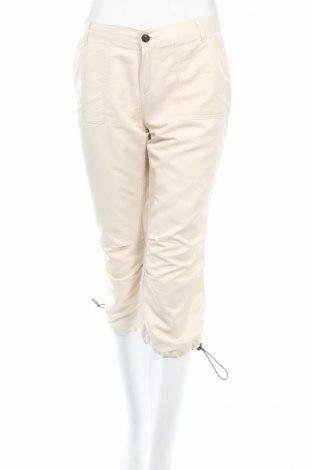 Дамски панталон Pimkie, Размер M, Цвят Бежов, Цена 7,18лв.