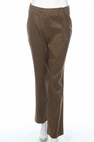 Дамски панталон Sandra Pabst, Размер S, Цвят Кафяв, Цена 4,73лв.