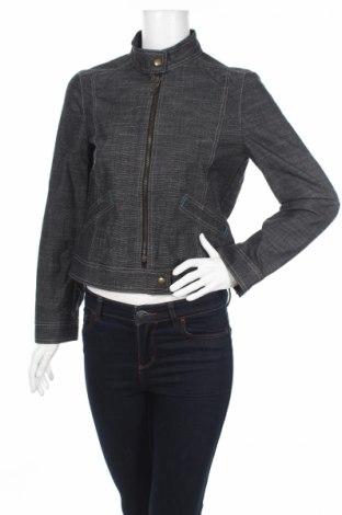 Дамско яке Woman's Fashion, Размер S, Цвят Син, 80% памук, 18% полиестер, 2% еластан, Цена 11,35лв.
