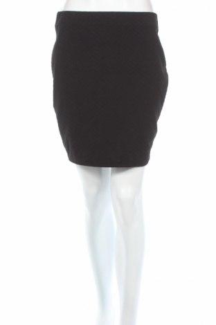 Пола Amisu, Размер M, Цвят Черен, 94% полиестер, 6% еластан, Цена 4,80лв.