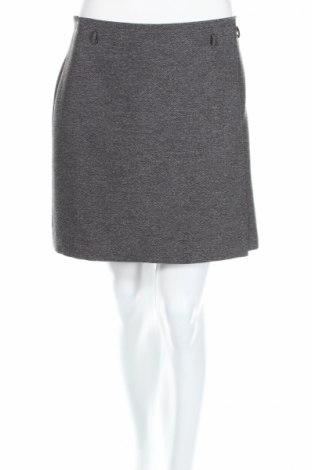 Φούστα Hennes, Μέγεθος M, Χρώμα Γκρί, Πολυεστέρας, Τιμή 4,42€