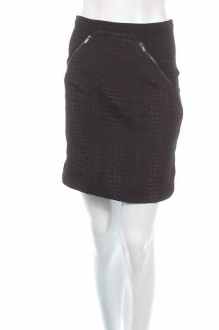 Пола KappAhl, Размер XS, Цвят Черен, 63% памук, 35% полиестер, 2% еластан, Цена 5,06лв.