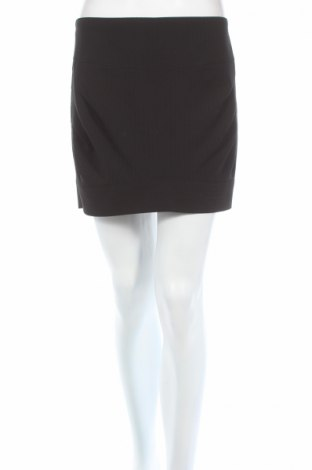 Пола Miss Selfridge, Размер M, Цвят Черен, 70% полиестер, 22% вискоза, 8% еластан, Цена 6,47лв.