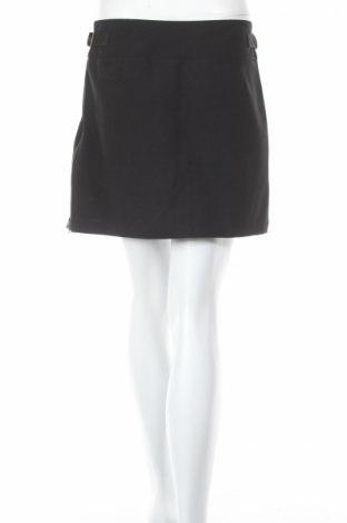Φούστα Naf Naf, Μέγεθος M, Χρώμα Μαύρο, 100% πολυεστέρας, Τιμή 8,16€
