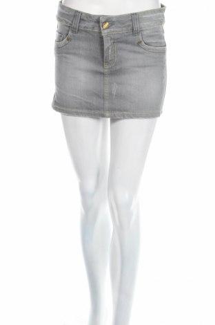 Φούστα Tally Weijl, Μέγεθος S, Χρώμα Γκρί, 99% βαμβάκι, 1% ελαστάνη, Τιμή 5,70€