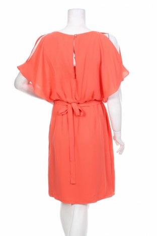 Рокля Pedro Del Hierro, Размер S, Цвят Оранжев, 100% полиестер, Цена 114,40лв.