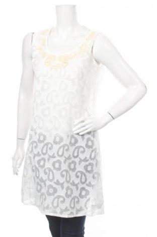 Tunika  Hhg, Veľkosť S, Farba Biela, 100% bavlna, Cena  9,56€