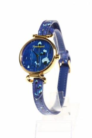 Karóra Cacharel, Szín Kék, Eco bőr, fém, Ár 16491 Ft