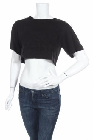 Дамска блуза Alexander Wang For H&M, Размер S, Цвят Черен, Полиамид, Цена 18,60лв.