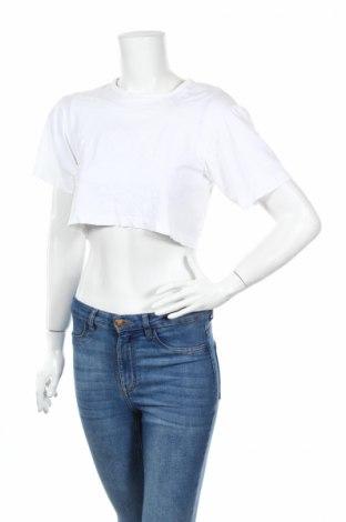 Дамска блуза Alexander Wang For H&M, Размер XS, Цвят Бял, Полиамид, Цена 17,70лв.