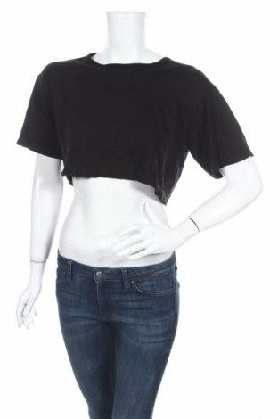 Дамска блуза Alexander Wang For H&M, Размер L, Цвят Черен, Цена 17,70лв.