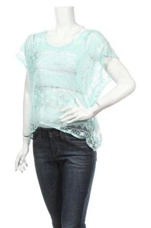 Дамска блуза Allen B., Размер L, Цвят Зелен, Цена 4,64лв.
