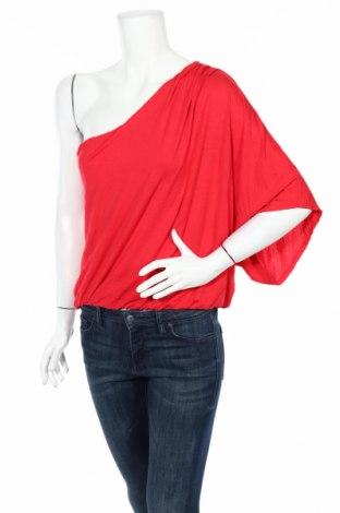 Дамска блуза Arden B., Размер M, Цвят Червен, Вискоза, Цена 4,50лв.