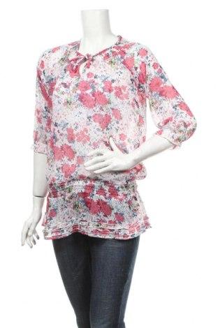 Γυναικεία μπλούζα Garden Romantic, Μέγεθος S, Χρώμα Πολύχρωμο, Πολυεστέρας, Τιμή 3,34€