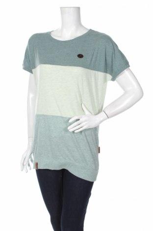 Дамска блуза Naketano, Размер S, Цвят Зелен, 50% памук, 50% полиестер, Цена 35,55лв.