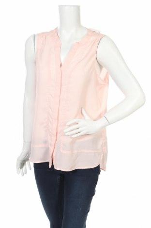 Γυναικείο πουκάμισο New York & Company, Μέγεθος M, Χρώμα Ρόζ , Πολυεστέρας, Τιμή 3,67€