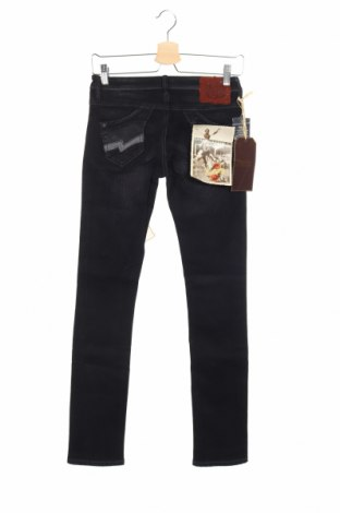 Дамски дънки Bandits Du Monde, Размер XS, Цвят Черен, 99% памук, 1% еластан, Цена 21,84лв.
