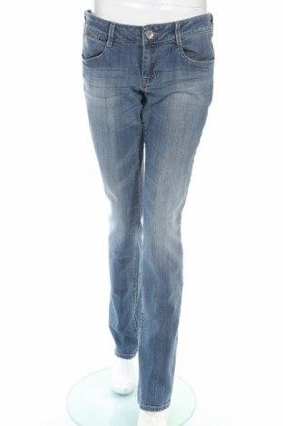 Blugi de femei Gas, Mărime XL, Culoare Albastru, 98% bumbac, 2% elastan, Preț 66,71 Lei