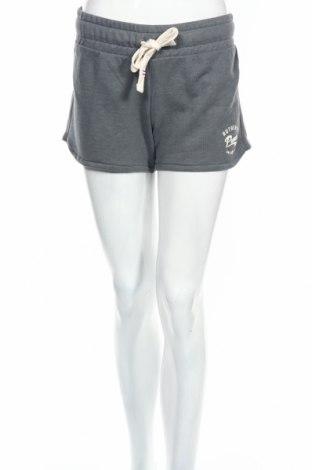 Дамски къс панталон PUMA, Размер M, Цвят Сив, 59% памук, 41% полиестер, Цена 27,65лв.