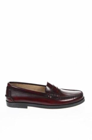 Dámské boty  Castellanisimos, Rozměr 36, Barva Červená, Pravá kůže, Cena  556,00Kč