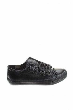 Дамски обувки Catisa, Размер 37, Цвят Черен, Еко кожа, Цена 35,40лв.