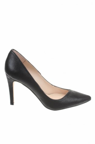 Дамски обувки Elodie, Размер 38, Цвят Черен, Естествена кожа, Цена 61,60лв.