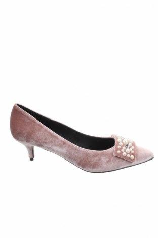 Dámské boty  Heine, Rozměr 42, Barva Růžová, Textile , Cena  400,00Kč