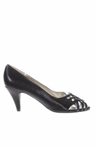 Дамски обувки Joanna Hope, Размер 41, Цвят Черен, Текстил, Цена 11,00лв.