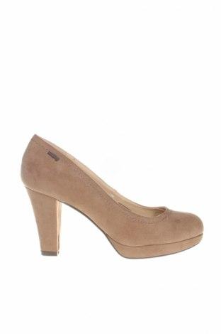 Γυναικεία παπούτσια Mtng, Μέγεθος 37, Χρώμα Καφέ, Κλωστοϋφαντουργικά προϊόντα, Τιμή 13,68€