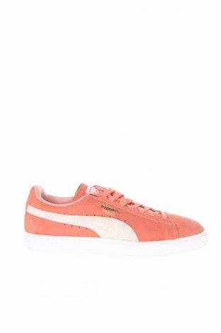 Dámske topánky  PUMA, Veľkosť 40, Farba Ružová, Prírodný velur , Cena  32,78€