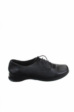 Γυναικεία παπούτσια ROC, Μέγεθος 39, Χρώμα Μαύρο, Γνήσιο δέρμα, Τιμή 16,15€