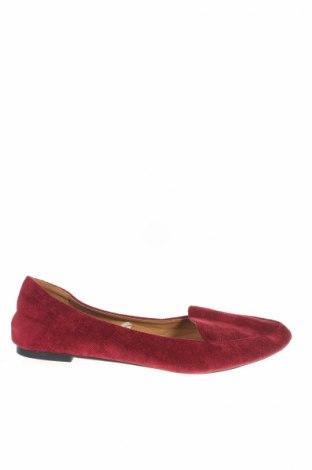 Дамски обувки Rubi, Размер 36, Цвят Червен, Текстил, Цена 4,75лв.