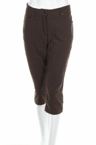 Дамски панталон Canyon, Размер S, Цвят Зелен, 94% полиамид, 6% еластан, Цена 6,21лв.