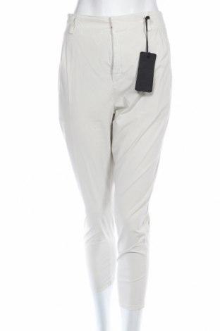 Pantaloni de femei Drykorn for beautiful people, Mărime XL, Culoare Gri, 98% bumbac, 2% elastan, Preț 81,32 Lei