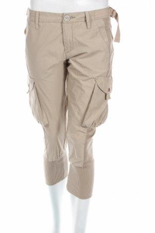 Дамски панталон Killah, Размер XL, Цвят Бежов, 100% памук, Цена 20,28лв.