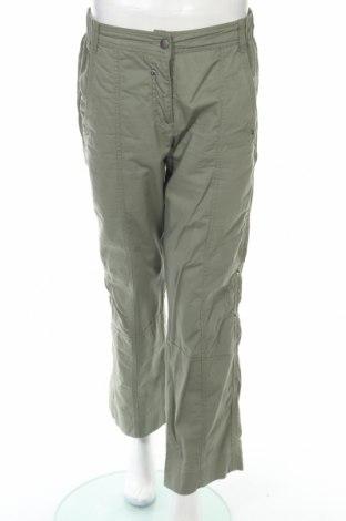 Дамски панталон Stehmann, Размер M, Цвят Зелен, Памук, Цена 7,59лв.