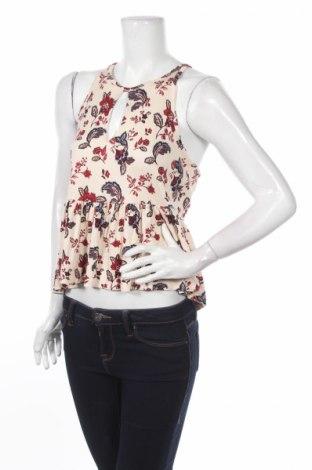 Γυναικείο αμάνικο μπλουζάκι Forever 21, Μέγεθος L, Χρώμα Πολύχρωμο, 95% βισκόζη, 5% ελαστάνη, Τιμή 3,47€